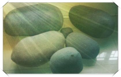 石头型软座