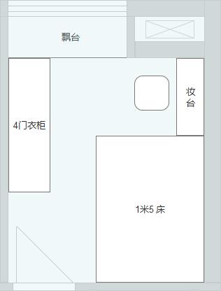 一个房间的布置2