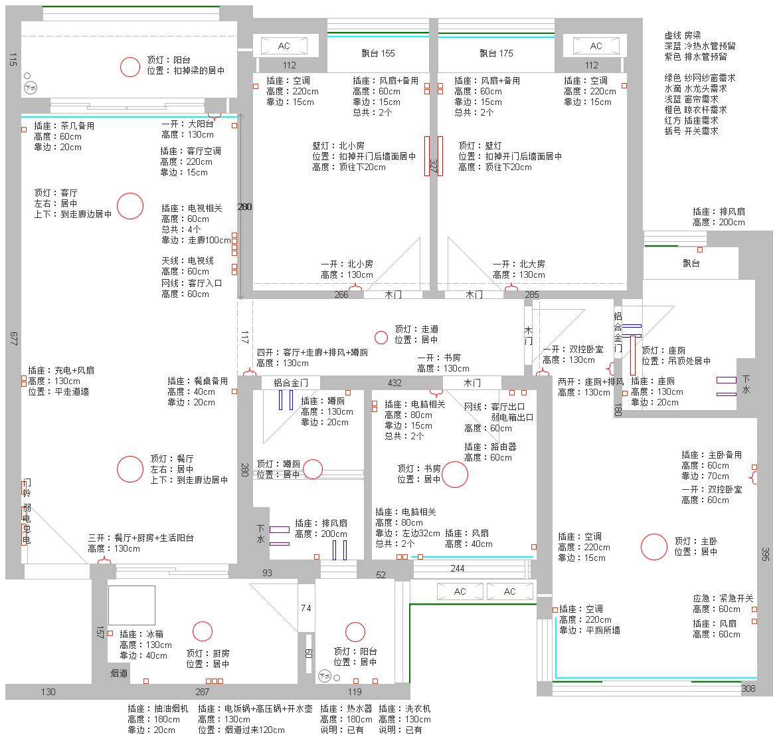 户型设计-无限策划-YYidea.com