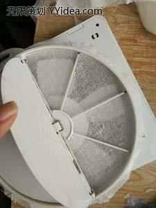 生活DIY-排风扇防蚊